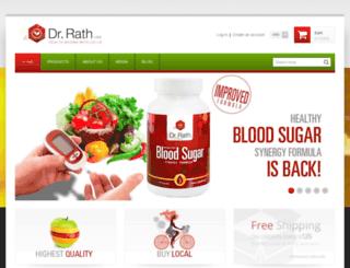 drrath.com screenshot