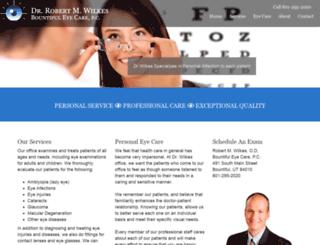 drrobertwilkes.com screenshot