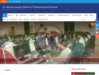 drsgips.ac.in screenshot