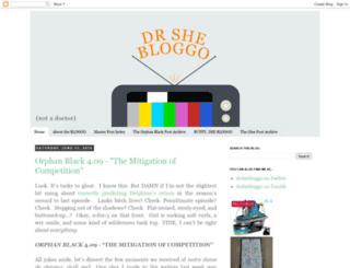 drshebloggo.blogspot.com screenshot