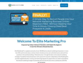 drshsbd.elitemarketingpro.com screenshot