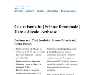 drsicotte.com screenshot