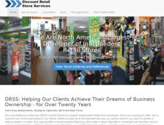 drss-business.com screenshot