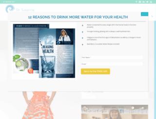drsusannebennett.com screenshot