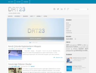 drt23.blogspot.com screenshot