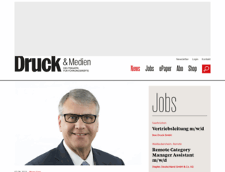 druck-medien.net screenshot