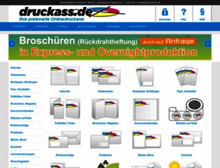 druckass.de screenshot