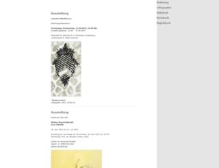 druckgrafik.de screenshot