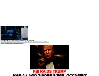 drudgereport.com screenshot