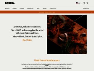 druera.com screenshot