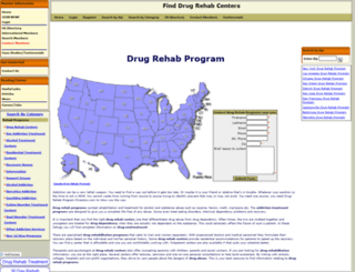 drug-rehab-program-directory.com screenshot