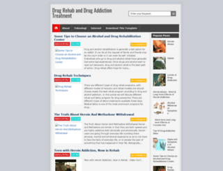 drugrehabanddrugaddictiontreatmet.blogspot.com screenshot