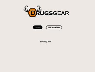 drugsgear.com screenshot