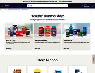 drugstore.com screenshot