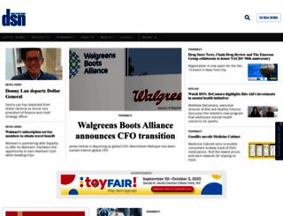 drugstorenews.com screenshot
