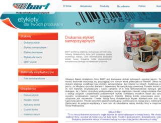 drukarki-etykiet.com.pl screenshot