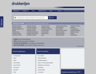 drukkerijen.startkabel.nl screenshot
