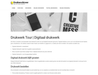 drukwerktour.nl screenshot