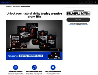 drumfillsystem.com screenshot