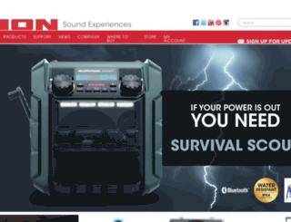 drumrocker.com screenshot