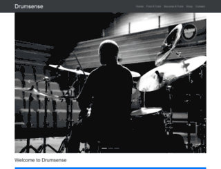 drumsense.com screenshot