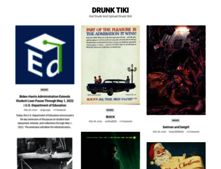 drunktiki.com screenshot