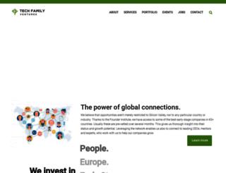 drupalbusiness.org screenshot