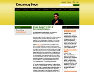 drupalmug.webnode.com screenshot