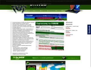 drweb32.pl screenshot
