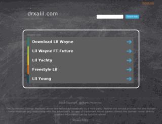 drxalil.com screenshot