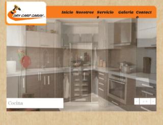 drycarp.com.pe screenshot