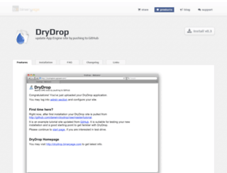 drydrop.binaryage.com screenshot