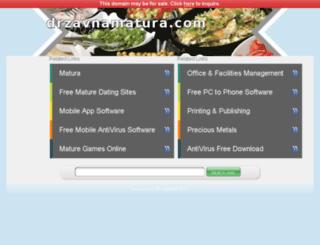 drzavnamatura.com screenshot
