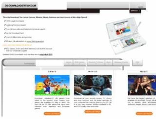 ds-downloadstation.com screenshot