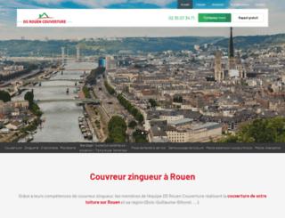 ds-rouen-couverture.fr screenshot