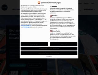 dsag.de screenshot