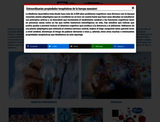 dsalud.com screenshot
