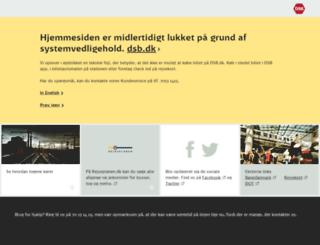 dsboresund.dk screenshot