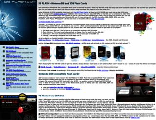 dsflash.com screenshot