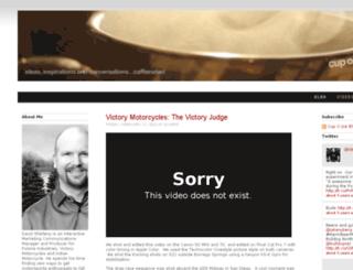 dshelleny.squarespace.com screenshot