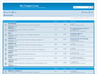 dsiforum.net screenshot