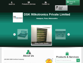 dskmilkotronics.com screenshot