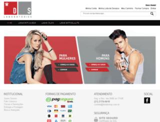 dslabshop.com.br screenshot