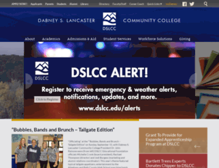 dslcc.edu screenshot
