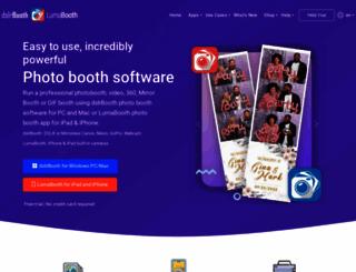 dslrbooth.com screenshot