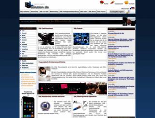 dslsolution.de screenshot