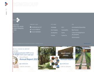 dsn.co.id screenshot