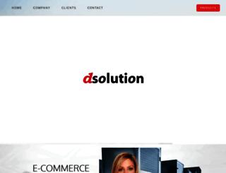 dsolution.eu screenshot