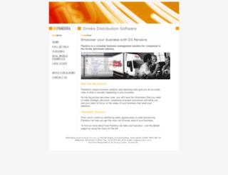 dspandora.co.uk screenshot