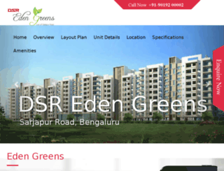 dsr-edengreens.propladder.com screenshot